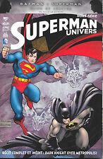 Superman Univers Hors-Série N°1 - Urban Comics/D.C. Comics - Mars 2016