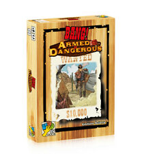 Armed And Dangerous Expansion Bang! Card Game DVG 9109 Booster