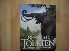 book Realms of Tolkien Images of Middle-earth hardback