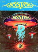 Boston 1977 Songbook Piano Vocal Chords