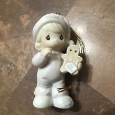 "Precious Moments Figurine"" 1993 para Santa"" (12)"