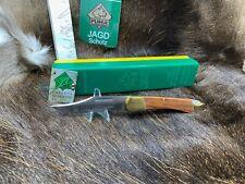 1991 Vintage 970 Puma Game Warden Knife & Jacaranda Handles Mint In G / Y Box A3