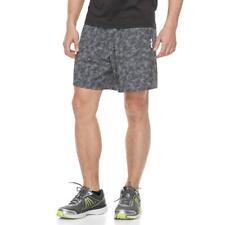 FILA SPORT Men's Athletic Training Running Shorts XXL 2XL Alloy Grey Black New