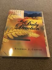 My Daily Devotion Book Stephen J. Carter
