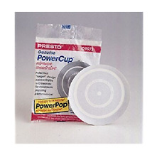 8 ct Presto Microwave POWERPOP Replacement Powercup Popcorn Concentrator 09964