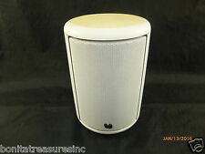 Infinity Micro II Speaker Has Bracket Discolored At Top And Bottom