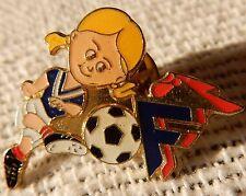 Pins ancien FFF Fédération Française de Football