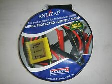 MATSON SURGE PROTECTED JUMPER LEADS 400AMP
