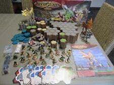 HEROSCAPE jeu MB 2004 - 100% complet Superbe état /style Hero Quest