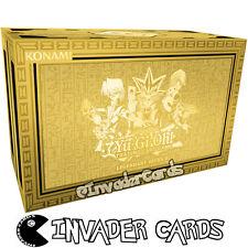 YuGiOh Legendary Decks II/2 Yugi Kaiba Joey Exodia Egyptian God Card Box Set New