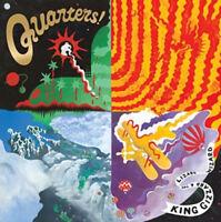 "King Gizzard & the Lizard Wizard : Quarters! Vinyl 12"" Album (2015) ***NEW***"