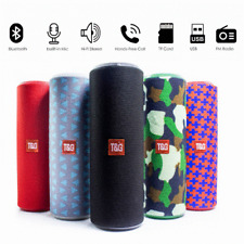 Bluetooth Speaker Wireless Waterproof Outdoor Stereo Bass USB/TF/FM Loudspeaker