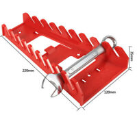 Plastic Wrench Holder Wrenches Holder Tools Wall 9 Slot Rack Organizer Premium