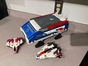 1984 BIOMAN & Biodragon Transporter Bandai Godaikin DX Action Figure - RARE NR