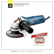 Bosch Professional GWS 750 Smerigliatrice angolare 115 mm senza disco 0601394000