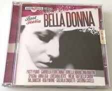 BELLA DONNA BEST ITALIA (MINA, VANONI, PRAVO, SPAGNA,ECC) CD OTTIMO COMPILATION