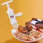 ABS Maquina Pasta Noodle Maker Press Juicer Machine with 4 Noodle Modes Moulds