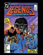 LEGENDS #1 IN A 6 PART MINI-SERIES DC COMICS VERY FINE /  NEAR MINT