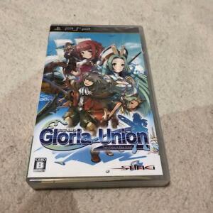 PSP  Gloria Union 4984995900681 From japan