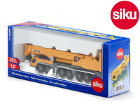 Siku 1886 - 1:87 Liebherr Mobile Crane Moving Extending Rotating Arm Die Cast