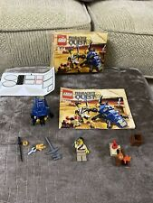 Lego Pharaoh's Quest Scarab Attack Complete - Retired Set from 2011 Fast Post