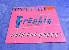 "SISTER SLEDGE (12""MAXI) FRANKIE (CLUB & DUB)  [1985 ATLANTIC VINYL 45 ""DISCO""]"