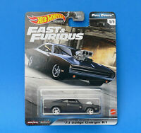 Hot Wheels PREMIER - FAST & FURIOUS Full Force Series 1/5 - 71 PLYMOUTH GT - New