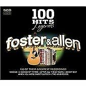 Foster & Allen 100 Hits Legends (2009) only 4 out of 5 cds (CD 4 missing)bargain