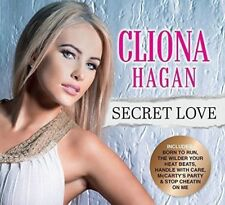 CLIONA HAGAN - SECRET LOVE - CD 2018