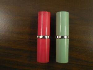 """2 New Color  Clinique Long Last Lipstick  Color """" Matte Crimson """" NWOB"""