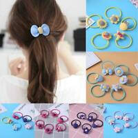 40pcs Baby KIds Girls Hair Band Ties Rope Ring Elastic Hairband Ponytail Holder