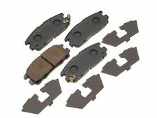 For 1993-2004 Isuzu Rodeo Brake Pad Set Rear Akebono 29253BJ 2000 1995 1997 1994