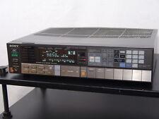 Vintage SONY STR-AV560 receiver amplifier - made in Japan