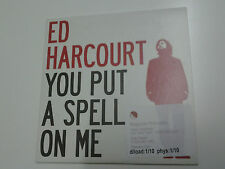 Ed Harcourt You Put A Spell On Me Promo CD Single (incls instrumental)