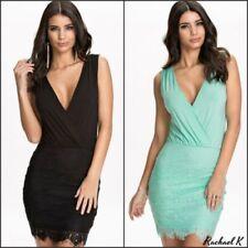 Unbranded Clubwear Wrap Dresses