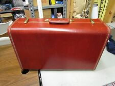 VINTAGE SAMSONITE Style 4921 Shwayder Bros Hard Shell Suitcase Nearly Perfect