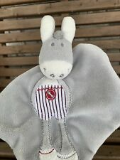 NOUKIE'S HORSE DONKEY SECURITY BLANKET LOVEY Rare