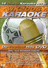 De Voetbal Hits DVD : Karaoke (DVD)