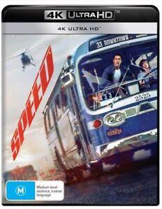 Speed (4K UHD) (Blu-ray)