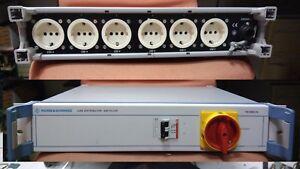Rohde & Schwarz Type: EMI Filter 798.9889.04