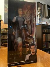 Barbie Ken Black Label Hunger Games Catching Fire PEETA Doll With  Body Suit