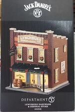 Dept. 56 Jack Daniel's Lynchburg Hardware and General Store  NEW