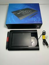 Wacom CTH460 Bamboo Pen & Touch Tablet