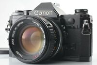 *Exc++++* Canon AE-1 SLR Film Camera w/ FD 50mm F1.4 SSC Lens From Japan #139