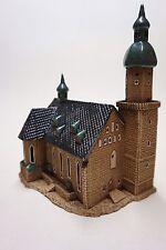 cerámica casa de velas lichterhaus Portavelas Berg Iglesia ANNABERG 20cm 15075