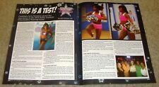8/4/12 DALLAS COWBOYS STAR Magazine 2012 TRAINING CAMP PREVIEW & Cheerleaders
