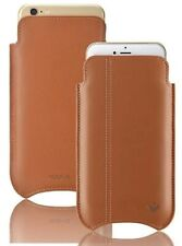 NueVue iPhone 5 5S CASE Real Leather Screen Cleaning Sanitizing Sleeve RRP £16.5