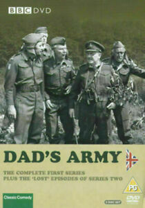 Dad's Army - The Complete First Series Plus the 'Lost' Episodes of Series 2 NEW