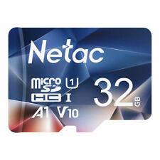Netac Micro Sd Card 32GB Classe 10 Sdhc Cartão De Memória Tf Cartão Para Tablet Smartphone
