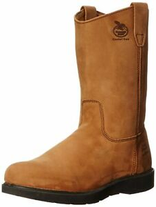 Georgia Boot Men's G4432 Work Boot Size 7 Mississippi Tan